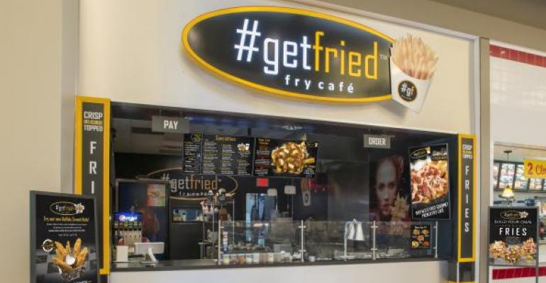 #getfried Fry Café blazes innovative trail