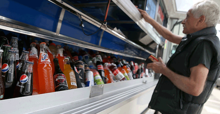 Soda taxes to roll out in 5 cities