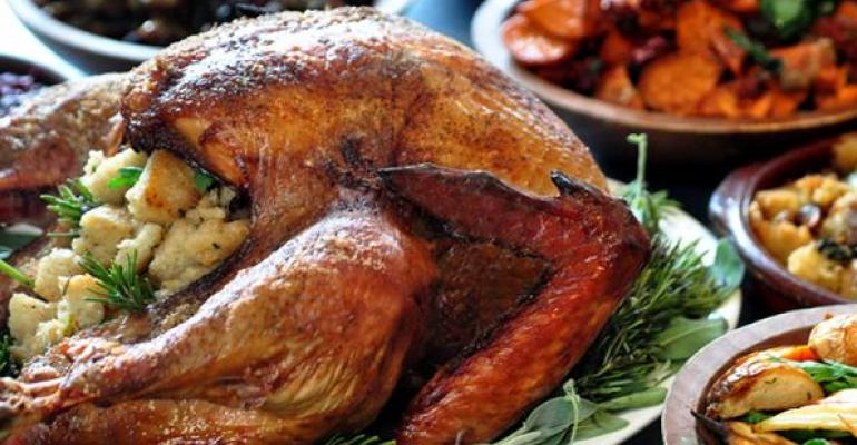 At the Larder at Tavern and The Larder at Burton Way in Los Angeles guests can preorder a complete Thanksgiving feast for eight or build their own personalized dinner using an a la carte menu