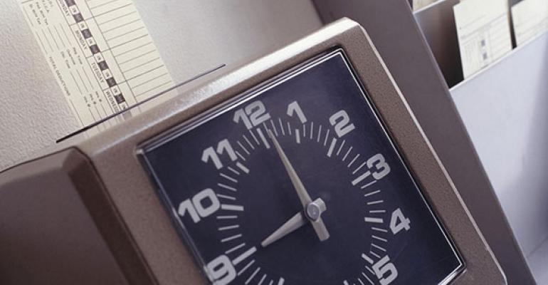 How to reduce time clock abuse