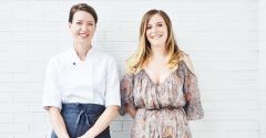 On the Rise: Julia Sullivan & Allie Poindexter