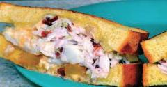 2014 Best Sandwiches in America: Seafood salad