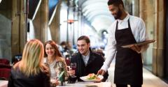 Service needs to be on par with food, ambiance