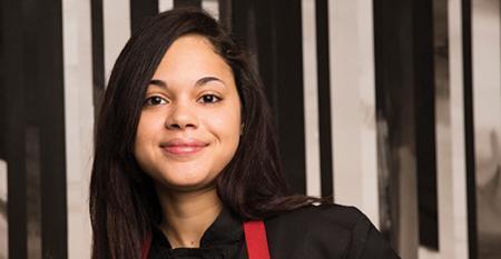 Angelina Bastidas is an RH Rising Star
