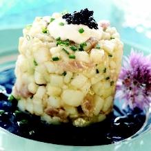 Yarrow Bay Truffle Caper Potato Salad | Restaurant Hospitality