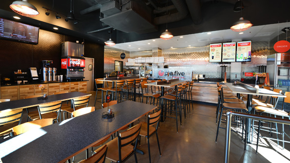 Division Street Grill Restaurant Week