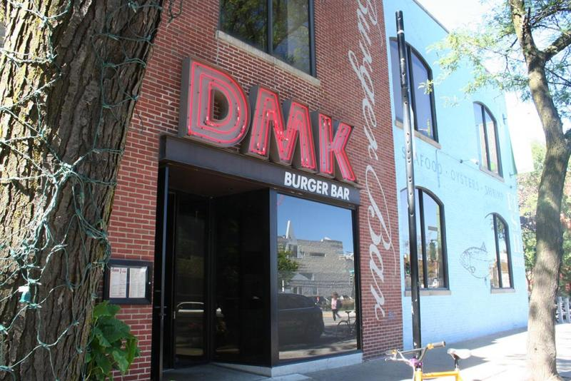 DMK Burger and Fish