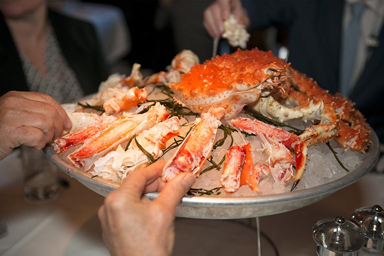 King Crab Platter