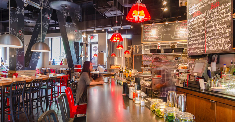 Led Utility Light >> How to reinvent open kitchens | Restaurant Hospitality