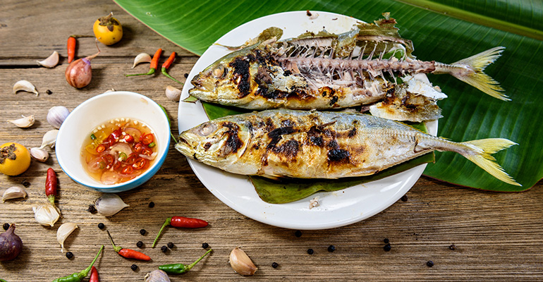 Chefs add a kick with vietnamese fish sauce restaurant for Vietnamese fish sauce