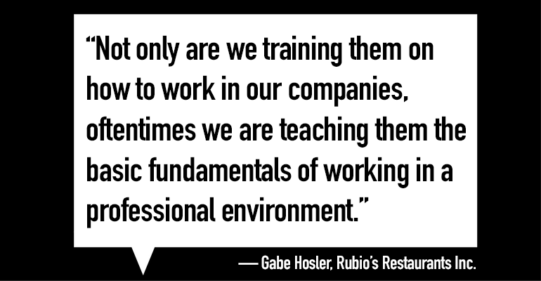 How Training Can Help Thwart Sexual Harassment Restaurant