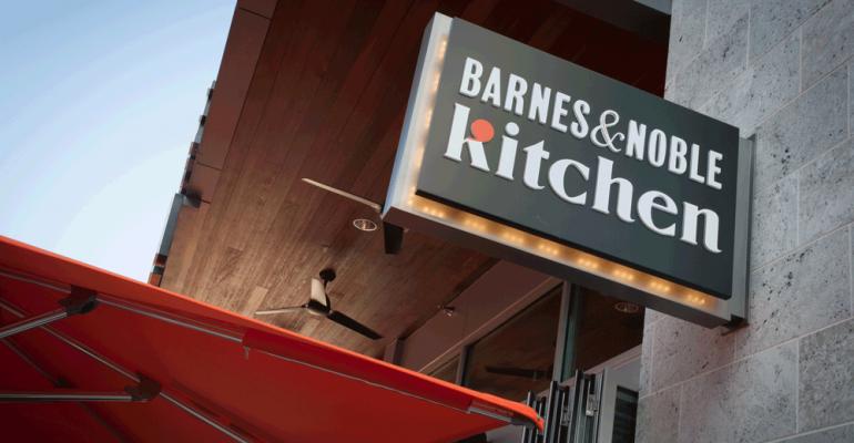 Barnes & Noble Kitchen