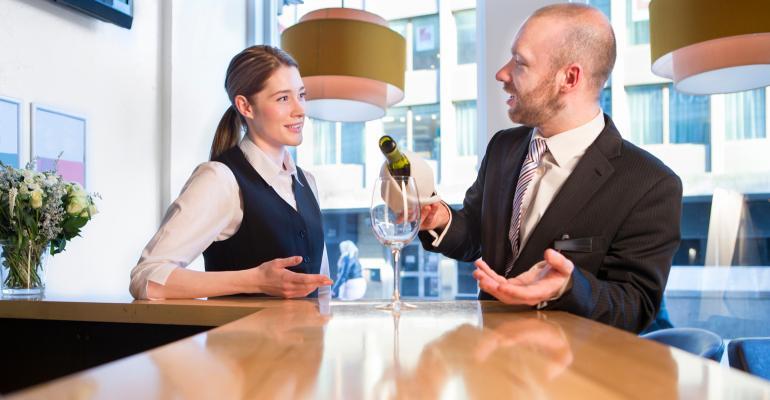 restaurant manager training