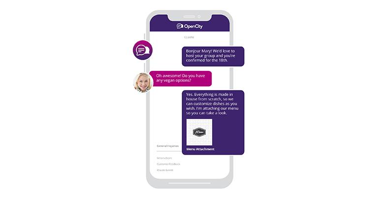 Chatbots help operators put down the phone