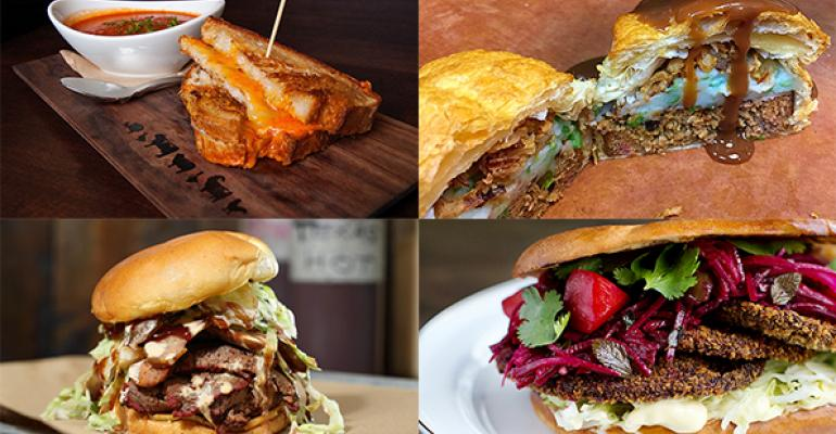 The runners up of the 2016 Best Sandwiches in America Contest