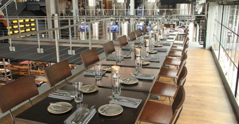 A look inside Bluejacket & the Arsenal