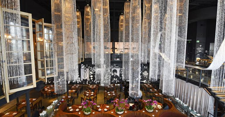 Great Room: Inside the stunning Morimoto Asia