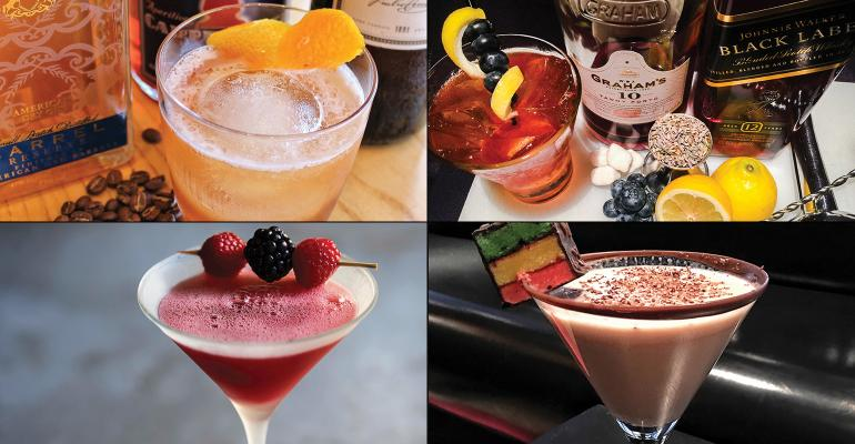2016 Best Cocktails in America: Honorable Mentions