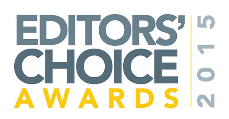 2015 Editors' Choice Awards