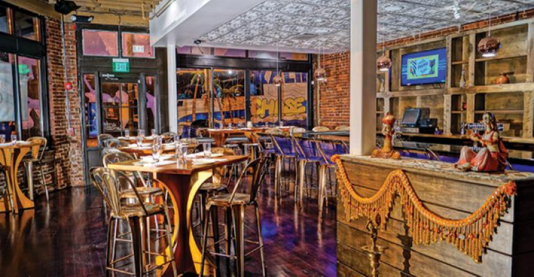 A look inside Chauhan Ale & Masala House