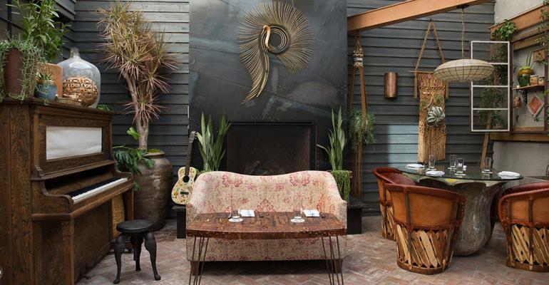 Great Room: A designer's tour of Estrella, Los Angeles