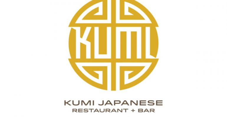 A look inside Kumi Japanese Restaurant + Bar