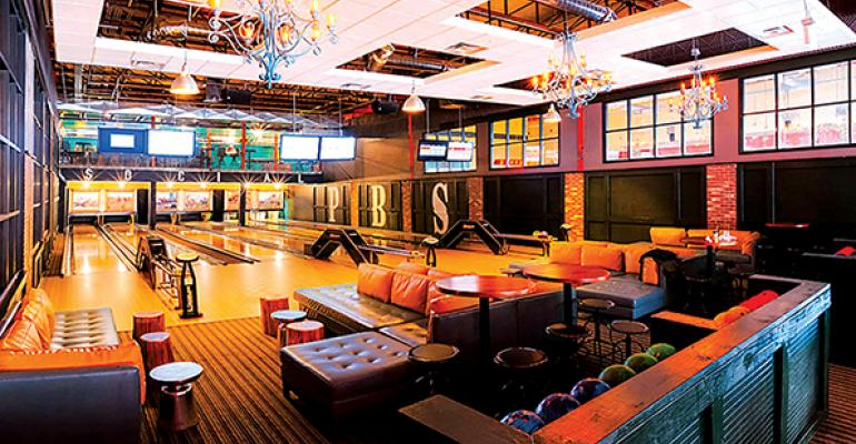 Punch Bowl Social serves up food and entertainment