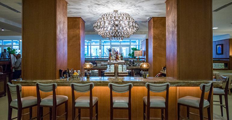Inside Seagrape, Michelle Bernstein's latest restaurant