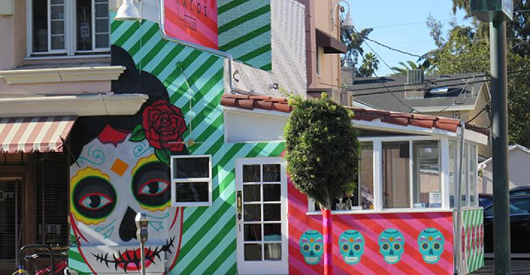 11 restaurants that meld street food with street art
