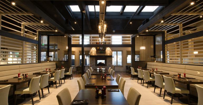 Strategic facelift creates a contemporary oasis