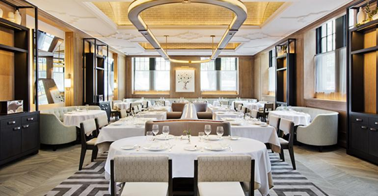Inside Michael White's luxurious new French restaurant, Vaucluse