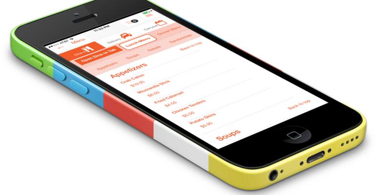 Eleat restaurant app