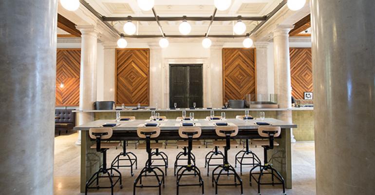 A look inside Jockey Hollow Bar & Kitchen