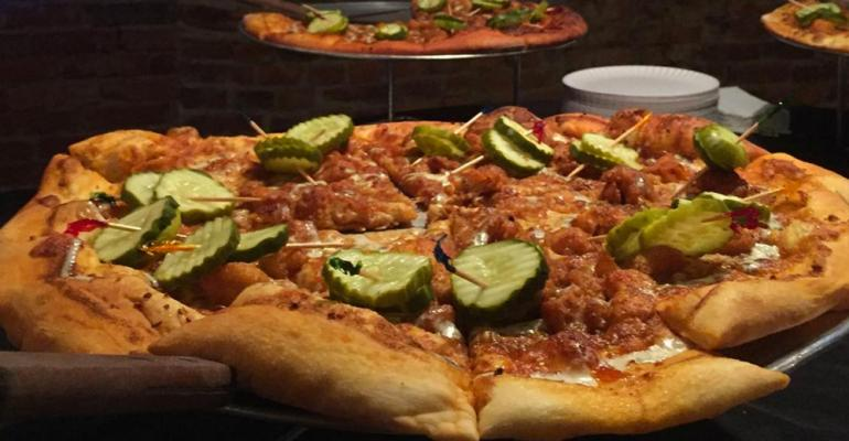 Hot Chicken Takeover and Mikey's Late Night Slice