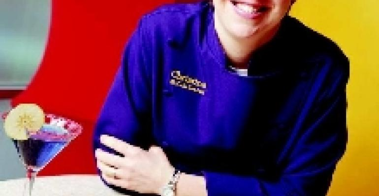 Christine McCabe Tentori, Chef, Sugar, Chicago, IL