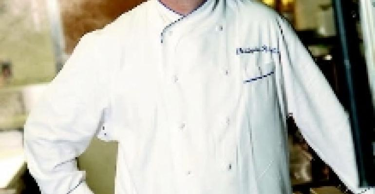 Chris Painter, Executive Chef, Tangerine, Philadelphia, PA