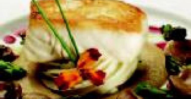 Filet de Fletan, Mode de Chef