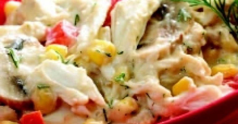 Crab Saut
