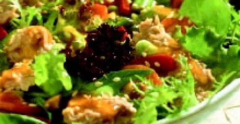 Stir-Fry Chop Chop Salad