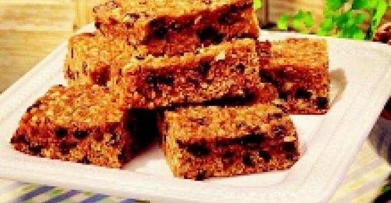 Georgia Pecan Power Bars