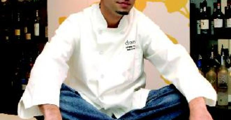 Michael Psilakis, Chef, Dona, New York, NY
