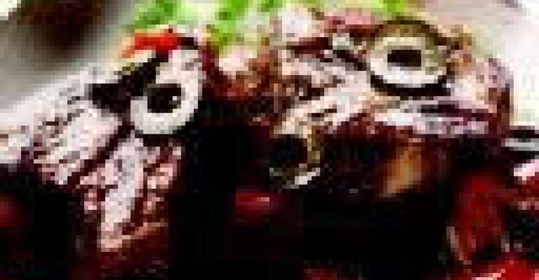 Red Pepper Braised Short Ribs