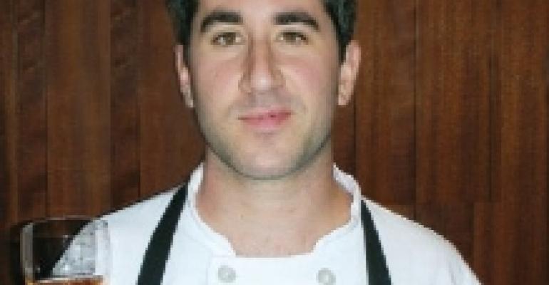 Michael Solomonov, Chef, Marigold Tea Room, Philadelphia, PA