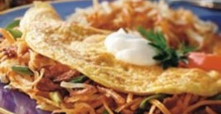 Famous Potato Omelet