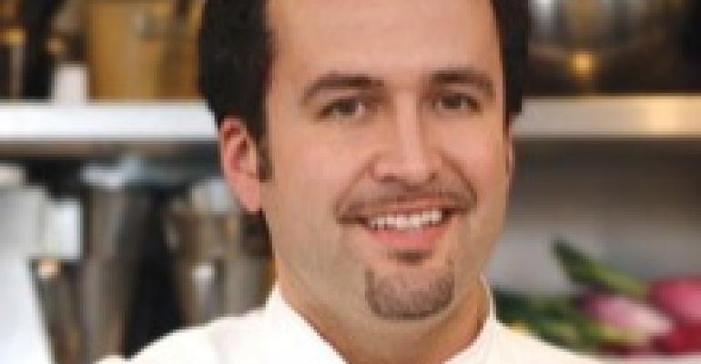 Robbie Lewis, Chef, Bacar, San Francisco, CA