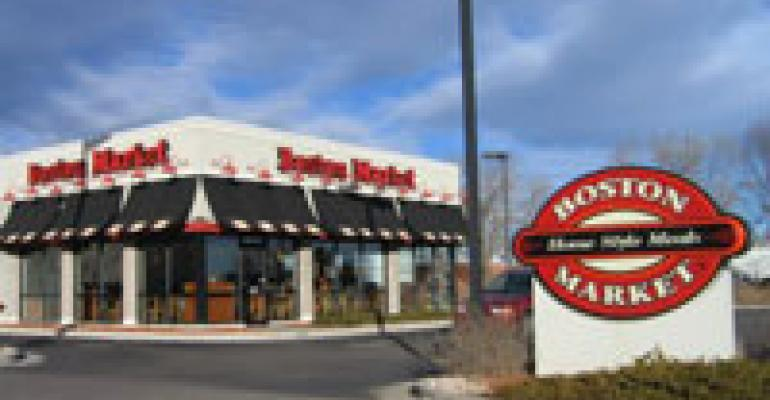 CAN BOSTON MARKET BE SAVED?
