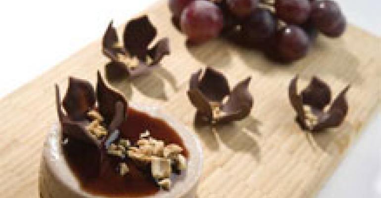 Concord Grape Cheesecake