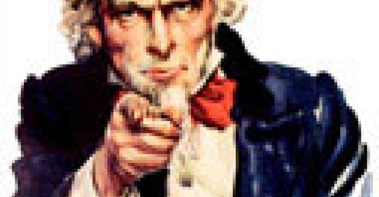 Uncle Sam Wants You…To Win the 2009 Bocuse d'Or