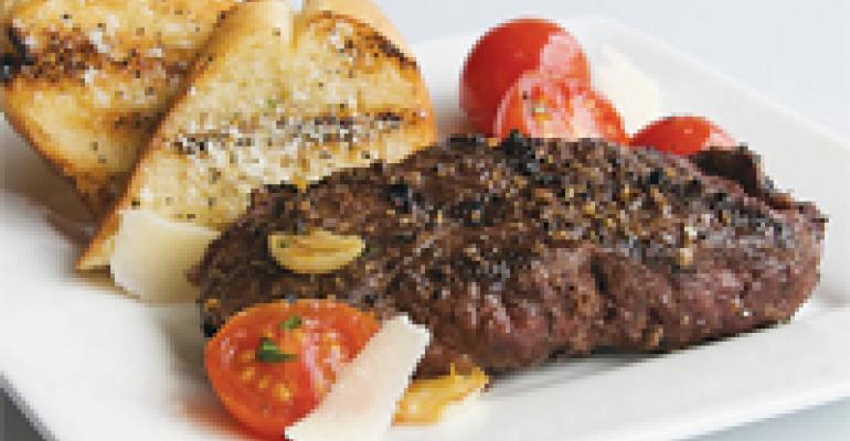 Petite Flat Iron Steak