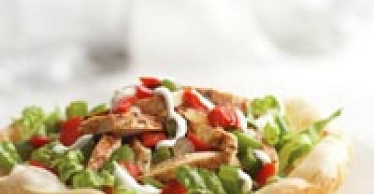 Fajita Lover's Salad